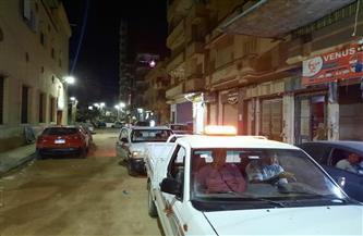 تحرير 34 مخالفة عدم غلق المحلات والمقاهي في المواعيد المقررة بمدينة وقرى دسوق