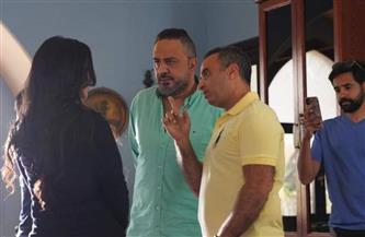خالد سرحان يكشف كواليس تصوير المشاهد الأخيرة من «المداح»