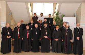 مجلس البطاركة والأساقفة الكاثوليك يتوجه بالشكر للرئيس السيسي ويهنئه بمناسبة عيد الفطر