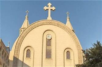 وقف القداسات بكنيستي  مار مينا والملاك ميخائيل بشبرا بسبب كورونا