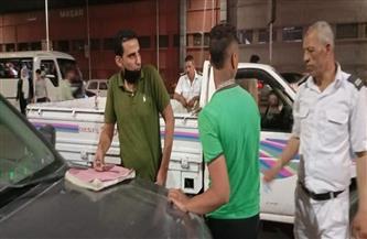 حي الدقي يغلق محلين تجاريين ويحرر 9 محاضر في حملة لمتابعة مواعيد الغلق