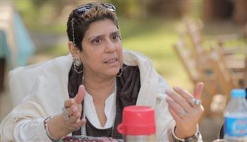 رحيل الكاتبة والتشكيلية حنان عشماوي بسبب كورونا