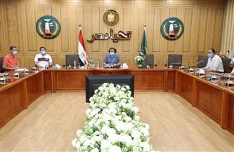 خلال لقائه برؤساء الأحياء.. محافظ المنوفية يشدد على التواجد الميداني وتنفيذ قرارات الوزراء |  صور