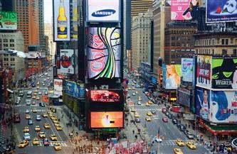 """أمريكا: إغلاق ميدان """"تايمز سكوير"""" في نيويورك إثر وقوع حادث إطلاق نار"""