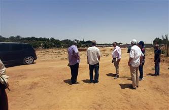رئيس جهاز العبور الجديدة يترأس حملة لحصر مخالفات البناء بجمعية أحمد عرابي التعاونية تمهيداً لإزالتها |صور