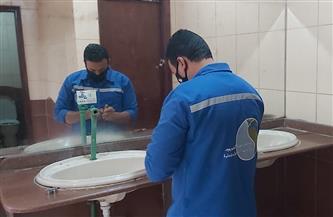 مياه الدقهلية: تركيب 5600 قطعة موفرة للمياه بمساجد وكنائس المحافظة | صور