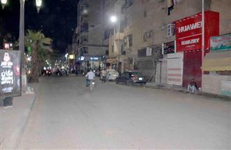 تنفيذ 24 إزالة إدارية وضبط مواطنين بدون كمامة في حملة مكبرة بمدينة إسنا جنوب الأقصر| صور