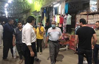 نائب محافظ الشرقية يقود حملة لمتابعة تطبيق الإجراءات الاحترازية ضد الكورونا |صور