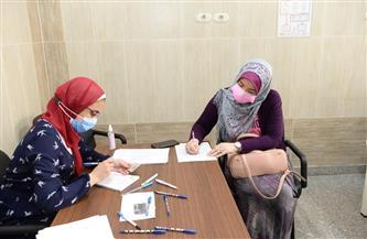 """جامعة أسيوط تشهد انطلاق حملة موسعة لحقن 120 ألف فرد باللقاح المضاد لـ""""كورونا""""   صور"""