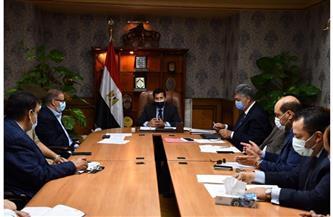 وزير الشباب يجتمع مع مجلس إدارة المنظمة المصرية لمكافحة المنشطات