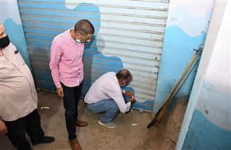 نائب محافظ الفيوم والسكرتير العام يقودان حملات لضبط مخالفي المواعيد الجديدة | صور