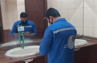 تركيب 5600 قطعة موفرة للمياه بمساجد وكنائس الدقهلية
