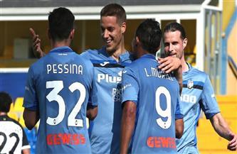 أتالانتا يفوز على بارما ويقفز لوصافة الدوري الإيطالي