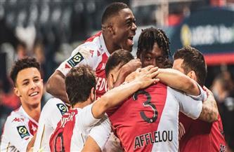 موناكو يعزز حظوظه الأوروبية بفوز صعب على ريمس بالدوري الفرنسي