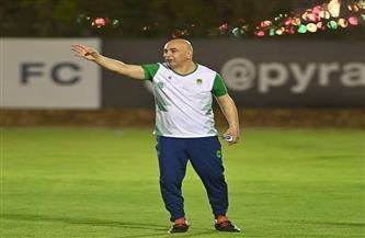 حسام حسن يعلن تشكيل الاتحاد السكندري أمام إنبي بالدوري الممتاز