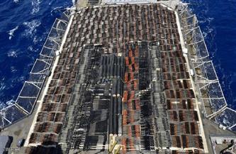 البحرية الأمريكية تصادر شحنة أسلحة قادمة من إيران في بحر العرب