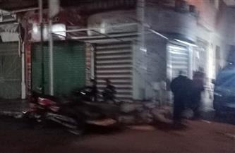 حملة ليلية لمتابعة إجراءات الغلق في بولاق الدكرور