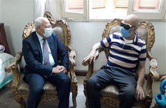 توفي عن عمر ناهز 82 عاما.. محافظ بورسعيد ينعى الفدائي محمد مهران
