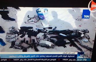 """قصة هروب الدواعش من سيناء بالحلقة الـ27 من """"الاختيار٢"""""""