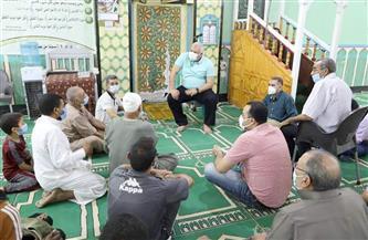 """محافظ الوادي يكلف بإقامة دار مناسبات في """"الشيخ صبيح"""" بالخارجة"""
