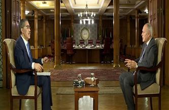 أمين الجامعة العربية: الأزمات في سوريا ولبنان وليبيا قائمة والعجرفة الإسرائيلية ضد فلسطين مستمرة| فيديو