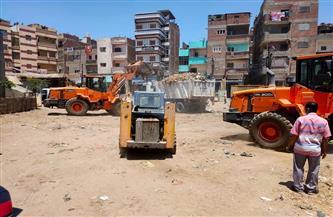 رفع 420 طن مخلفات وحملات نظافة مكثفة بمركز ومدينة دسوق بكفرالشيخ | صور
