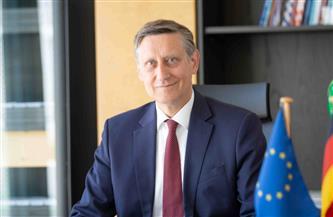 السفير الألماني: لمسنا اهتمامًا من مصر بالقضايا البيئية
