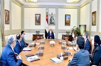 """تفاصيل متابعة الرئيس السيسي للبرنامج الوطني للإصلاحات الهيكلية في إطار إستراتيجية """"رؤية مصر 2030"""""""