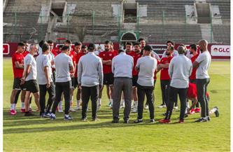 «موسيماني» يحاضر لاعبي الأهلي قبل استئناف التدريبات