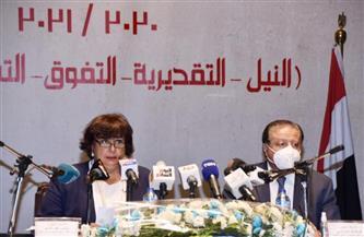 إيناس عبد الدايم : الدولة المصرية في عهد الرئيس السيسي تشهد اهتماما غير مسبوق بمفردات الحياة الثقافية