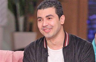 محمد-أنور-يتعرض-لموقف-مفاجئ-مع-زوجته-على-الهواء-