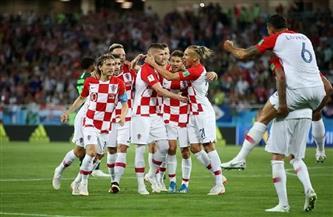 انطلاق لقاء كرواتيا والتشيك في «يورو 2020»