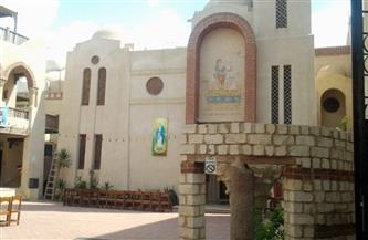 كل ما تريد معرفته عن أعمال تطوير كنيسة العذراء مريم سخا إحدى محطات رحلة العائلة المقدسة