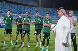 المنتخب السعودي يبدأ معسكر الرياض استعدادا لمباريات التصفيات المشتركة