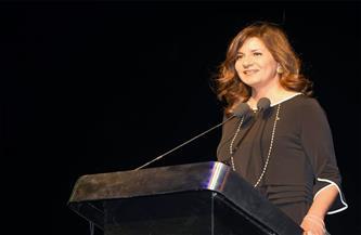 وزيرة الهجرة تشارك في احتفالية «الخطوات المقدسة» | صور