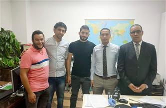القوى العاملة: بعد 4 سنوات.. براءة 5 مصريين في قضايا اختلاس كيدية بالسعودية   صور