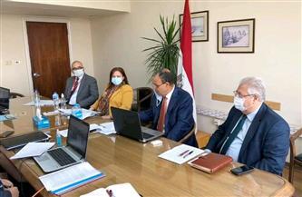 انعقاد المشاورات السياسية بين مصر وإسبانيا افتراضيا   صور
