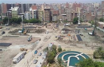 تنفيذ مشاريع إنشاء 18 برجا سكنيا بالتعاون مع صندوق تطوير العشوائيات في المنصورة |صور
