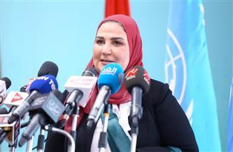 القباج: مصر أثبتت جاهزيتها لدعم الإنسانية.. وحقوق الإنسان ليست خطابًا ولكن ممارسة وفعل|صور