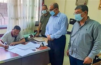 وكيل تعليم بورسعيد يتابع إجراءات التحقيق فى واقعة غش إلكترونى بامتحان الإعدادية