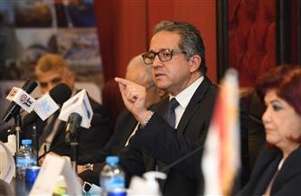 وزير السياحة والآثار: نحرص على رفع كفاءة العنصر البشرى