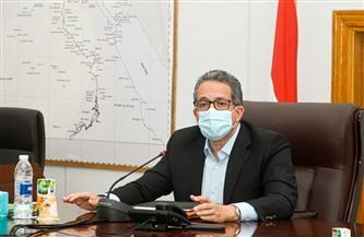 وزير السياحة: جهود حثيثة لاستعادة الآثار المصرية المهربة بالخارج