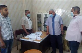 زيارة مفاجئة لرئيس مركز البلينا بسوهاج للمستشفى المركزي | صور