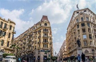 """طلاء العقارات المتميزة في """"طلعت حرب"""" و""""قصر النيل"""" ضمن تطوير القاهرة الخديوية"""
