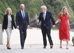 """الرئيس الأمريكي: """"اجتماعي مع رئيس الوزراء البريطاني كان مثمرًا للغاية"""""""