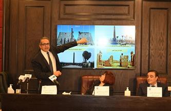 «العناني»: تشكيل لجنة لتطوير الخدمات السياحية بالمواقع الأثرية والمتاحف