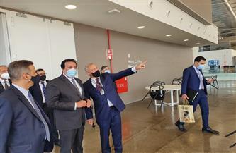 وزير التعليم العالي يزور مؤسسة champlimaud البحثية بالبرتغال | صور