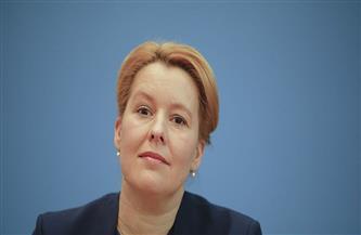 """تجريد سياسية ألمانية بارزة من درجة الدكتوراه إثر اتهامها بـ""""الانتحال الأكاديمي"""""""