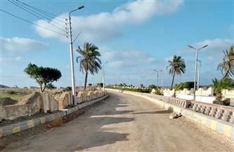 محافظ كفر الشيخ يتابع التشغيل التجريبي لبوابة شاطئ الأمل لاستقبال المصطافين | صور