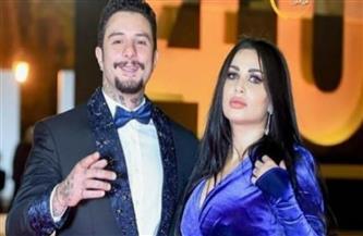 """أحمد الفيشاوي يحتفل بعيد زواجه: """"3 سنين جواز دي معجزة يا نادية"""""""